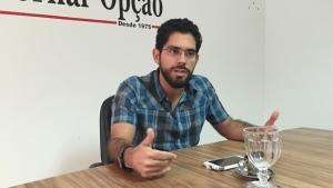 """""""Pesquisas estão fazendo com Francisco Jr. o que fizeram com Vilmar Rocha em 2014"""""""