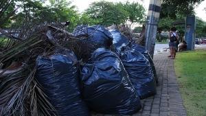 Grandes geradores de lixo passam a ser responsáveis pela própria coleta