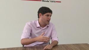"""""""Assumi diretório municipal para barrar aliança com o PT"""", diz Lucas Calil"""