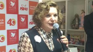 Lúcia Vânia pede apoio de prefeitos eleitos à campanha de Vanderlan