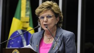 Lúcia Vânia só vai para o PSB se Vanderlan Cardoso lhe passar o comando partidário
