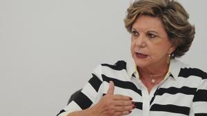 """""""PSB nunca saiu da base. Estamos sempre juntos"""", afirma Lúcia Vânia"""