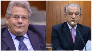 Senador, Luiz Carlos do Carmo pode ajudar Iris Rezende a retomar comando do MDB