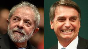 Bolsonaro é a origem do pacto faustiano entre a mídia e Lula da Silva