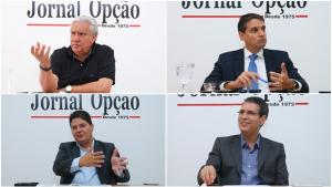 Grupo de Vilmar Rocha aproxima-se de Daniel Vilela. Mas três deputados do PSD já estão com José Eliton