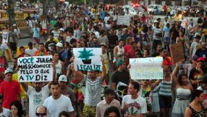 Vereador quer esclarecimentos de  ex-secretário sobre marcha da maconha