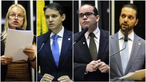Em levantamento de 'O Globo', apenas 7 goianos declaram voto pela cassação de Cunha