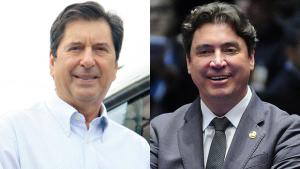 Maguito Vilela pode ser aposta do MDB para enfrentar Wilder Morais, do DEM, na disputa de Goiânia
