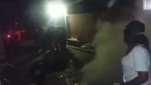 Vídeos mostram desespero de manifestantes reprimidos pela Guarda Civil