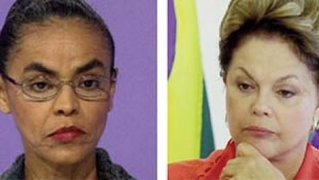 Governador Marconi Perillo é o objeto de desejo de Marina Silva e Dilma Rousseff