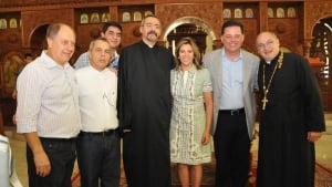 Marconi recebe o apoio da comunidade Árabe de Anápolis