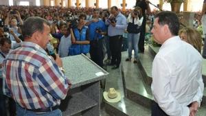 Lideranças políticas de Niquelândia reforçam apoio a Marconi Perillo