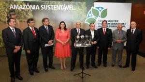 Estados articulam criação do Consórcio Interestadual da Amazônia Legal