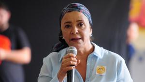 Primeira-dama do DF, Márcia Rollemberg revela luta contra câncer