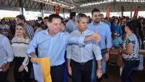 Ritmo do governador Marconi Perillo impressiona prefeitos