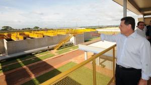 Sistema de abastecimento Mauro Borges entra em fase de pré-operação