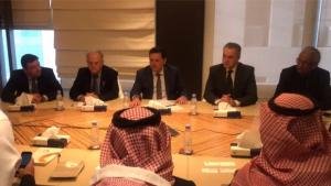 Embaixador do Brasil na Arábia Saudita elogia missão comercial liderada por Marconi