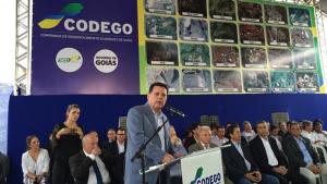 Governador destaca industrialização de Goiás durante inauguração da Codego