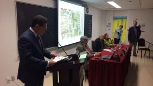 No Canadá, Marconi critica ações populistas e defende diálogo e transparência