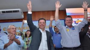"""Marconi: """"Marca do PSDB é a probidade, decência e a competente gestão pública"""""""