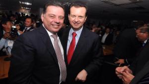 Marconi Perillo comparece à posse de Gilberto Kassab, novo ministro das Cidades