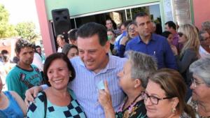 Marconi libera R$ 1 milhão para retomada de obras de hospital municipal em Joviânia