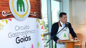 Governador lança 2ª edição do Circuito Gastronômico de Goiás