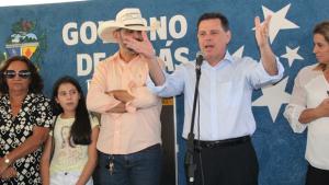 """""""GO-450 beneficia região entre Piracanjuba e Cristianópolis"""", diz Marconi"""