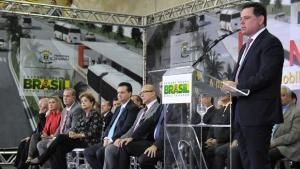 "Marconi para Dilma: ""A senhora é presidente legitimamente reeleita e tem meu total apoio"""