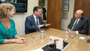 Dois superintendentes da Sefaz-GO vão participar da área econômica do Ministério da Fazenda