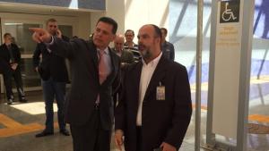 Marconi enviará relatório sobre novo aeroporto de Goiânia a pedido de Temer