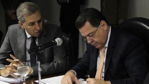 Marconi assina convênio com prefeitos para qualificar gastos públicos nos municípios