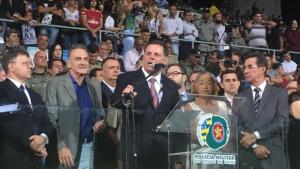 Marconi Perillo anuncia novo concurso para PM com edital para setembro
