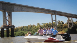 Marconi percorre 21 municípios na próxima semana e inaugura Ponte do Cocalinho