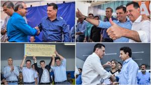Prefeitos enaltecem caráter republicano e municipalista de Marconi Perillo