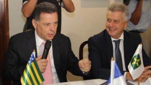 Marconi é reeleito presidente do Consórcio Brasil Central