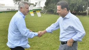 Ministro da Saúde e governadores de Goiás e DF definem ações para o Entorno