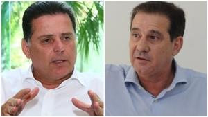 União de Marconi e Vanderlan muda configuração política em Goiás
