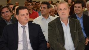 Dos EUA, Marconi liga paraPauloGarcia e se solidariza com o prefeito