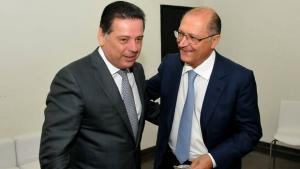 PSDB fecha acordo e Marconi Perillo será vice-presidente do diretório nacional