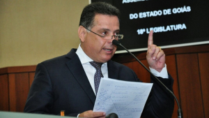 "Marconi quebra protocolo na Assembleia e ataca ""oportunismo"" de oposicionistas"