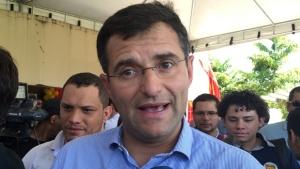 """Marcos Abrão: """"Quero saber quais são as contribuições de Henrique Arantes"""""""