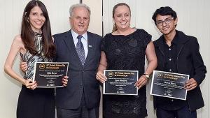 Jornal Opção recebe dois prêmios do Sistema Fieg