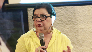 Advogada Maria Thereza Alencastro ministra palestra no comitê de Buonaduce