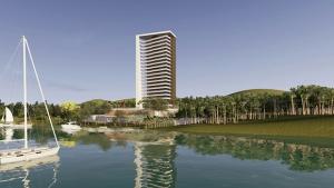 MP recomenda que construtora suspenda obra de prédio irregular no Lago das Brisas