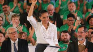Rede oficializa Marina como candidata à Presidência da República