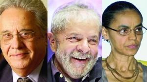 FHC mudou a economia; Lula priorizou o social; Marina fará a reforma política?
