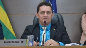 Presidente da Câmara assume prefeitura de Caldas Novas