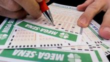 Acumulada, Mega-Sena sorteia R$ 190 milhões neste sábado