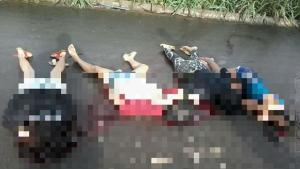 Acusado de envolvimento na chacina no Morro do Mendanha deve responder por homicídio triplamente qualificado